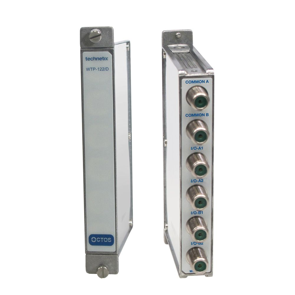 2-way 1.2 GHz Octos-series headend wideband tap