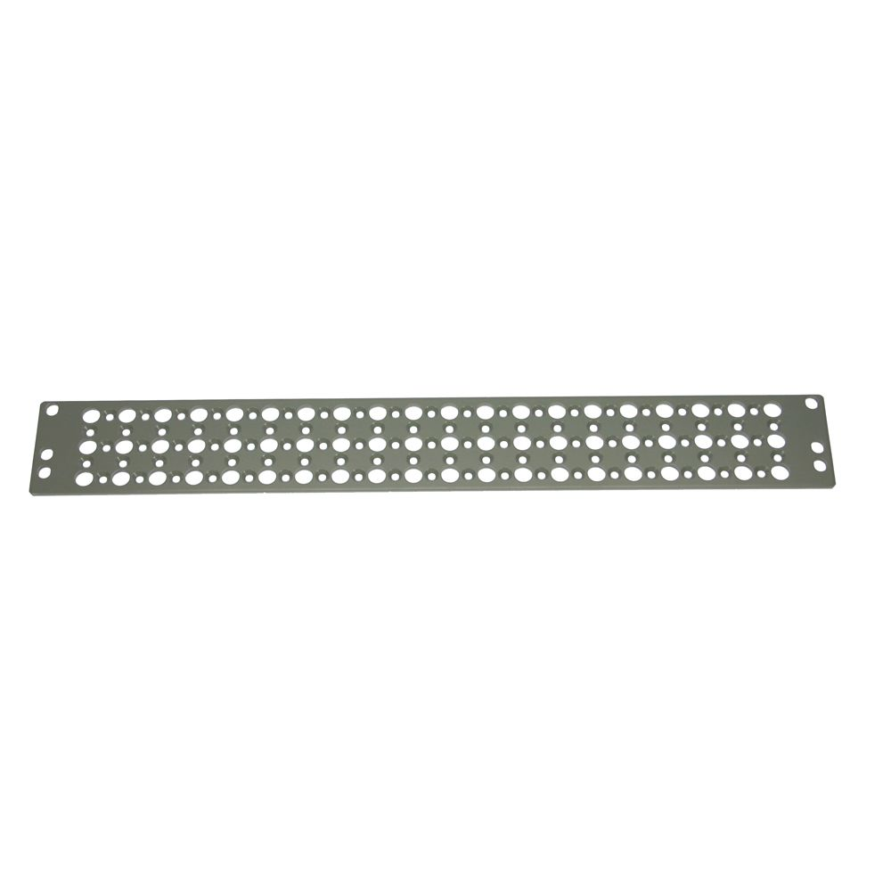 19-inch 1.5RU headend mounting panel for HS/HT series