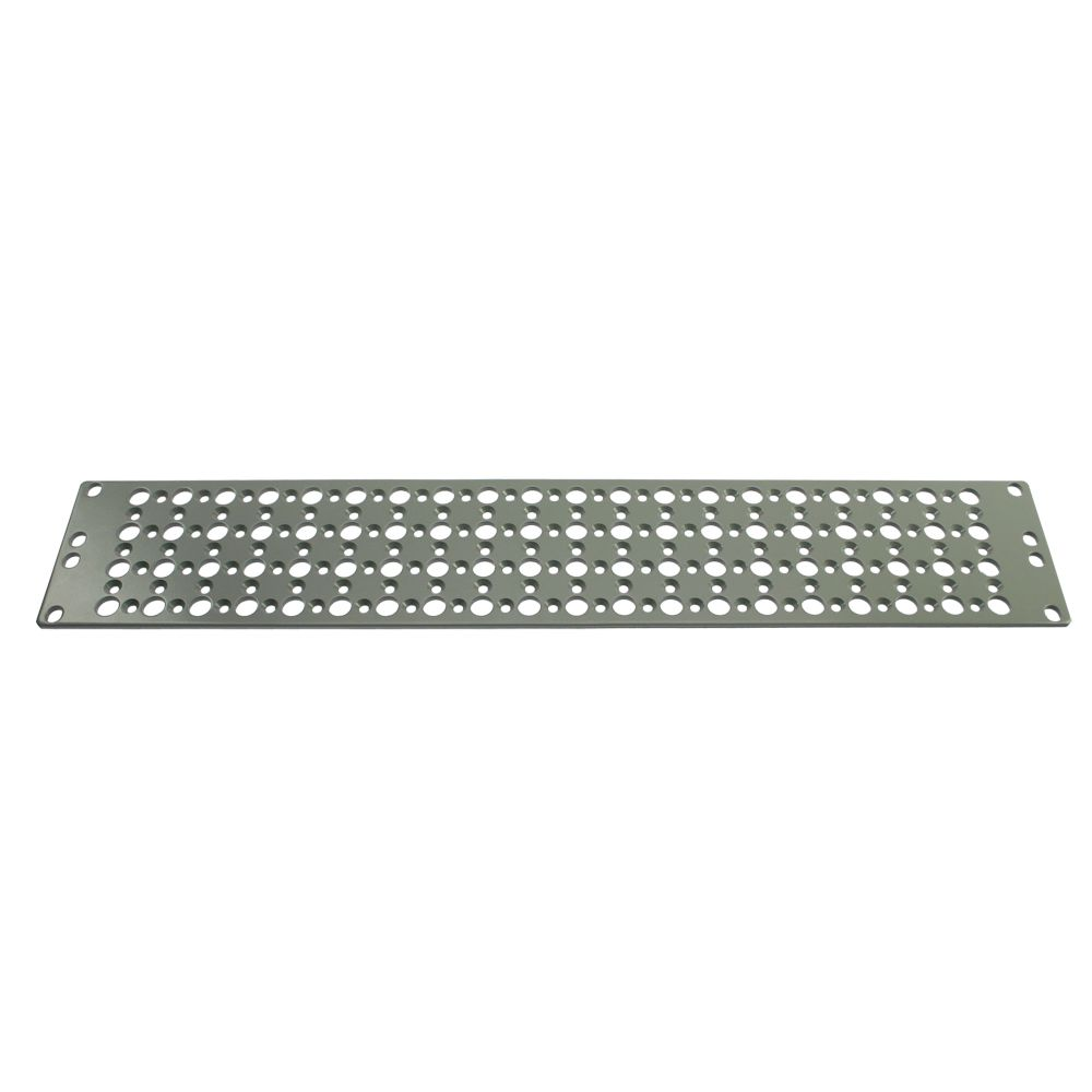 19-inch 2RU headend mounting panel for HS/HT series