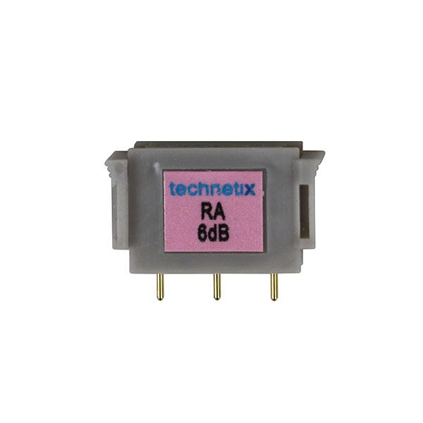 1 GHz 2 dB Motorola-style return attenuator conditioning plug-in