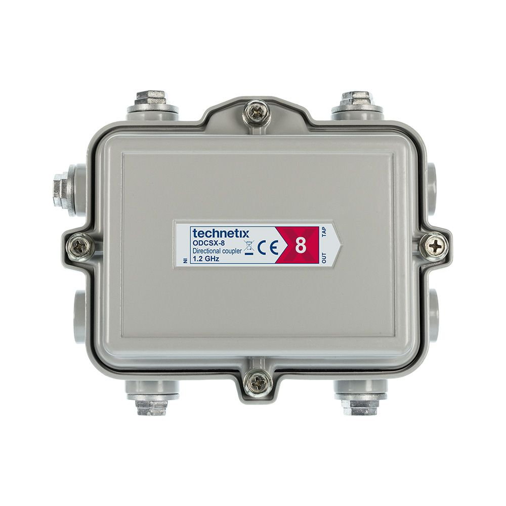 1.2 GHz 8 dB SA-style outdoor directional coupler