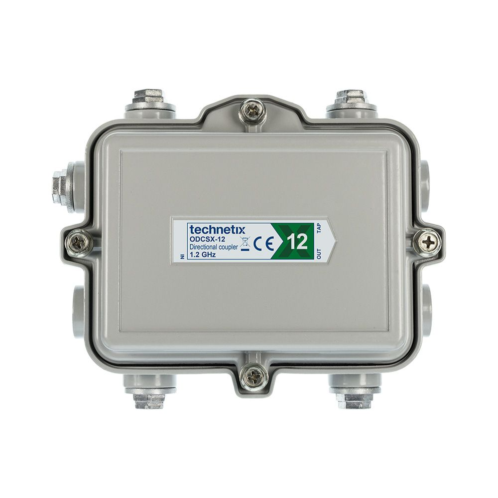 1.2 GHz 12 dB SA-style outdoor directional coupler