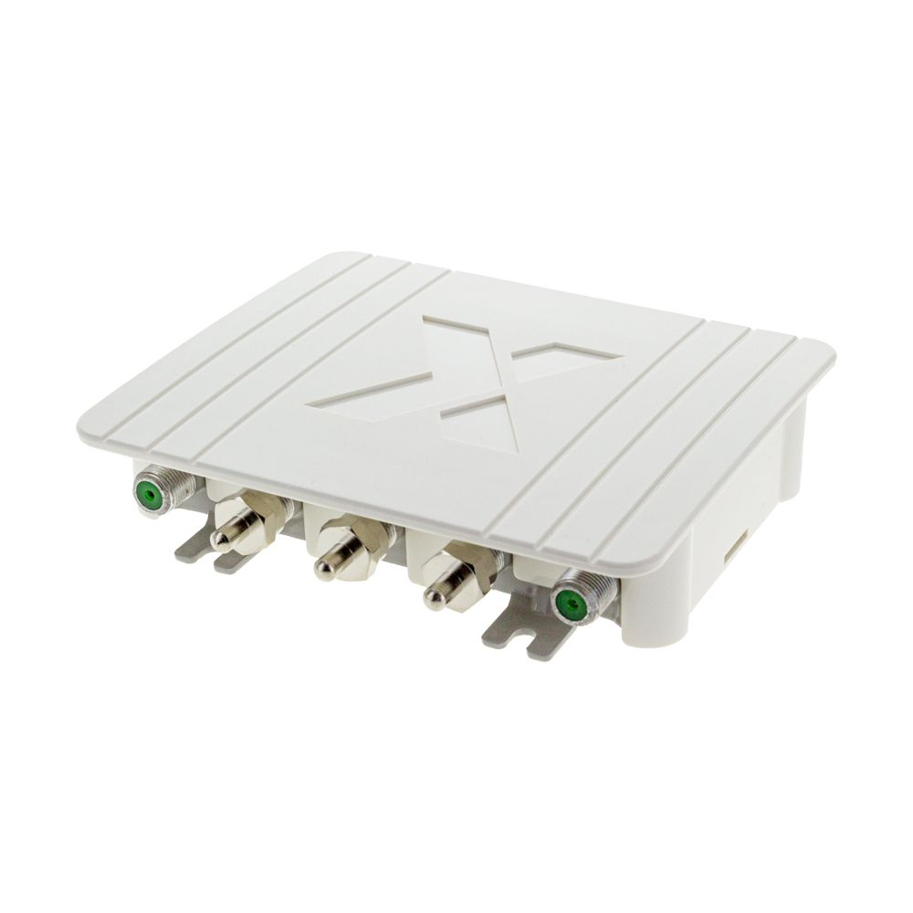4-way 1.2 GHz FRA-series in-home amplifier