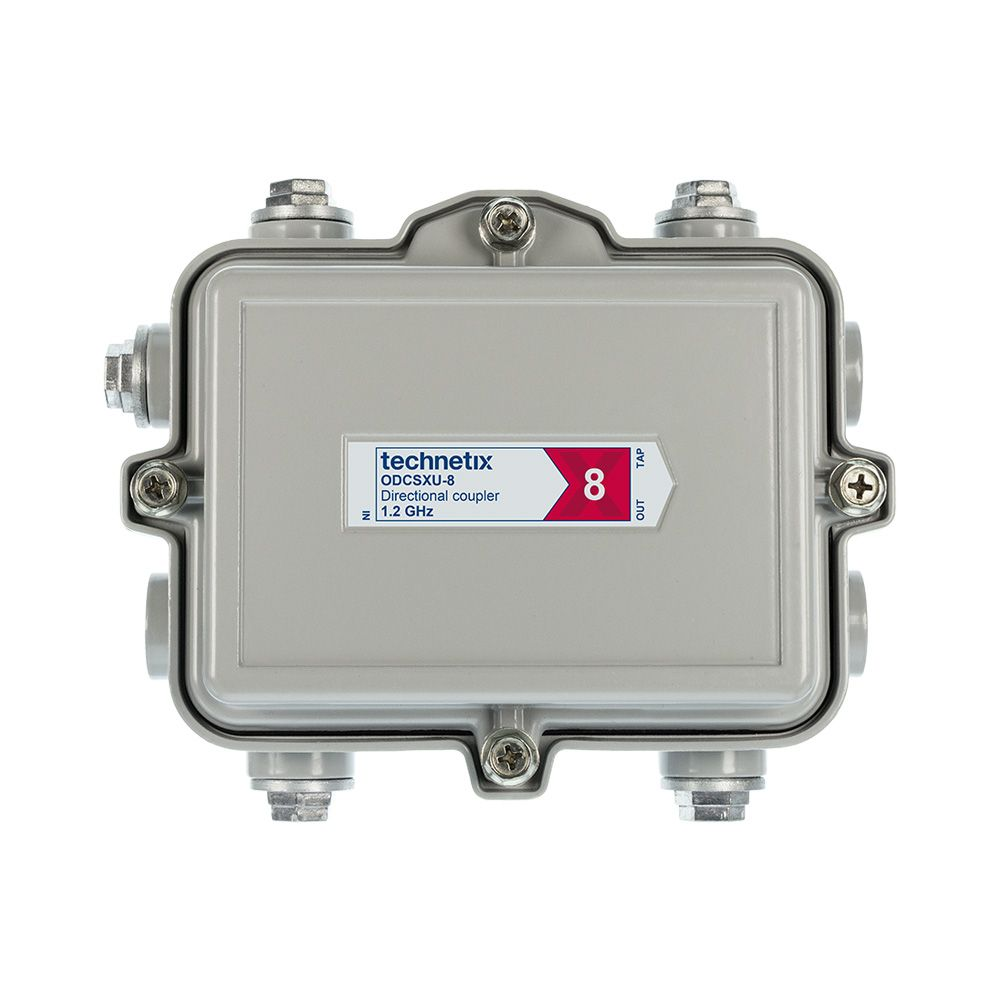 OUTDOOR DIRECTIONAL COUPLER SA 8 DB 1.2GHZ USA