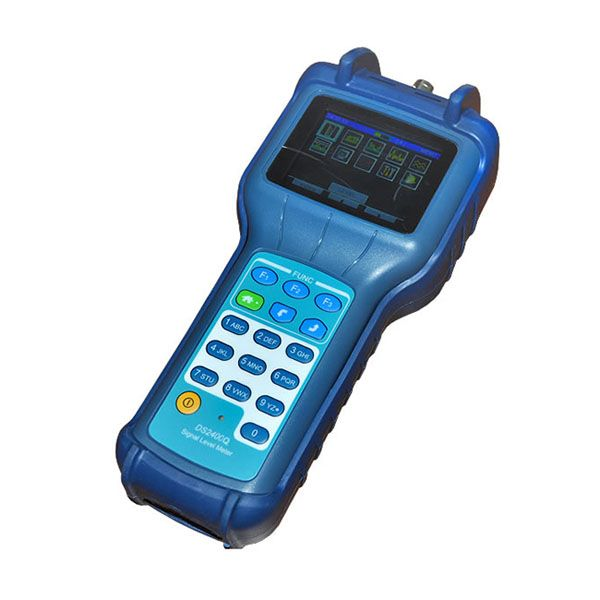 Deviser DS2460Q handheld digital TV QAM analyser