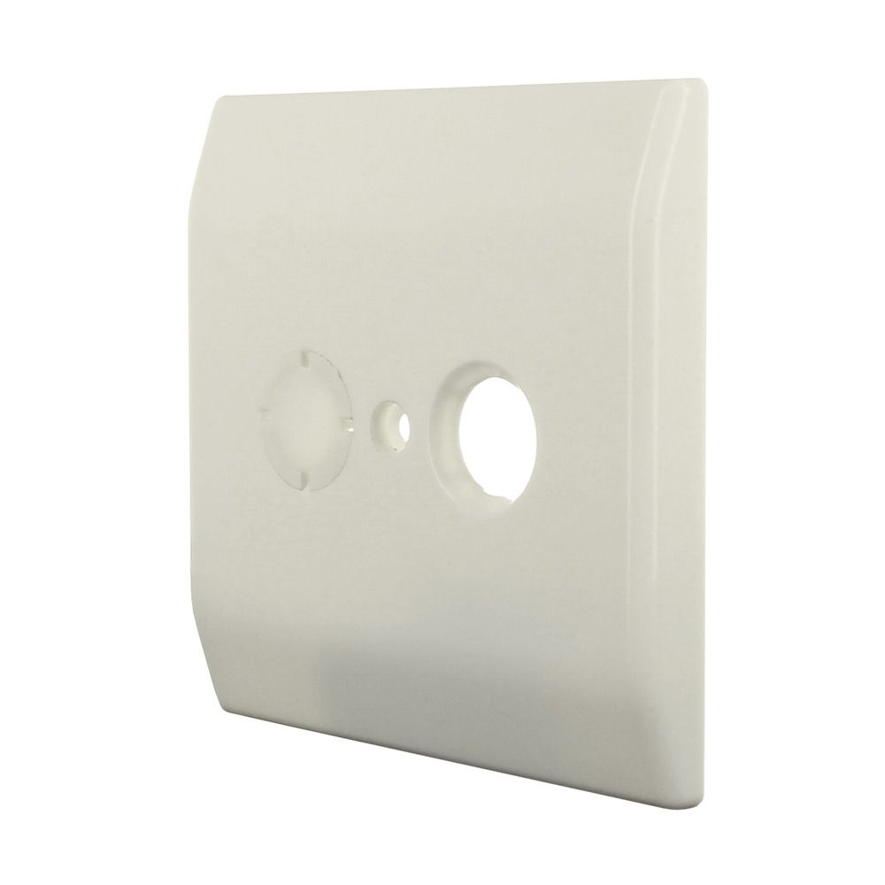 Click50 cover/faceplate for EU (pure white)