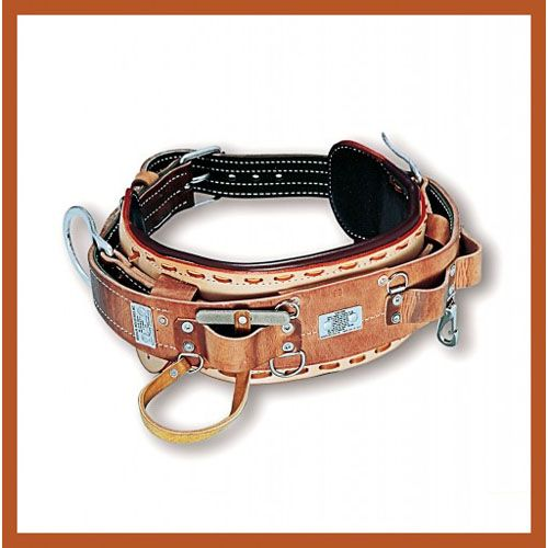 BELT; BODY D19 NYLON/ LEATHER