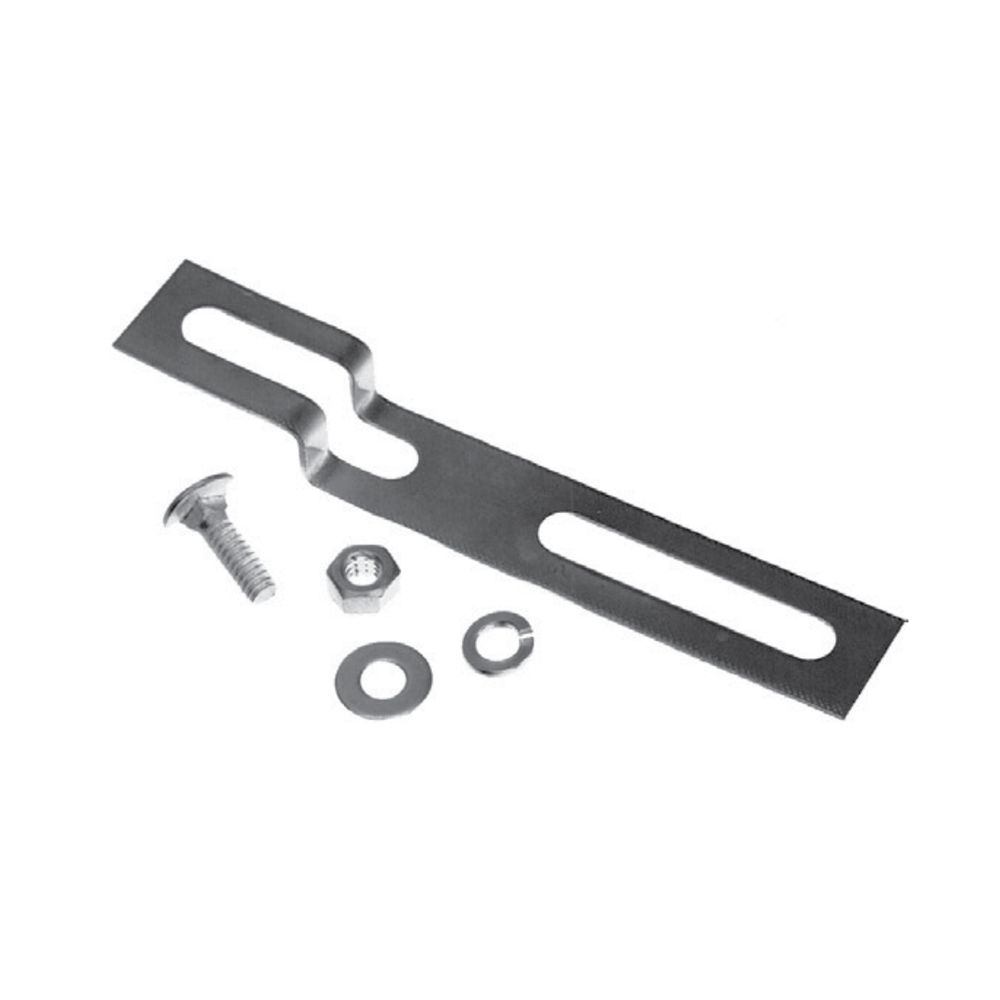BRACKET; MOUNTING OFF-SET W/HARDWARE FOR TV-40