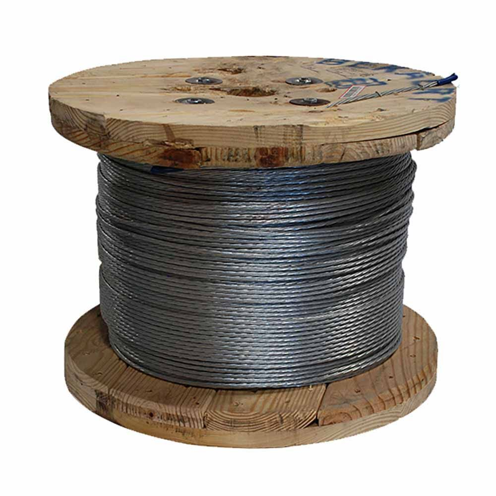 STRAND; 1/4 INCH EHS CLASS A DOMESTIC 2500 FT REEL