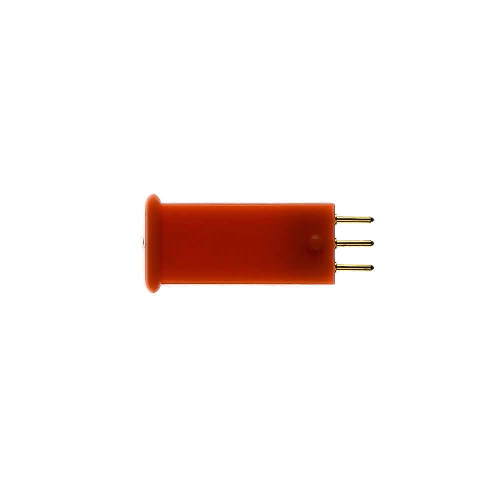 1-inch 4 dB JXP orange attenuator