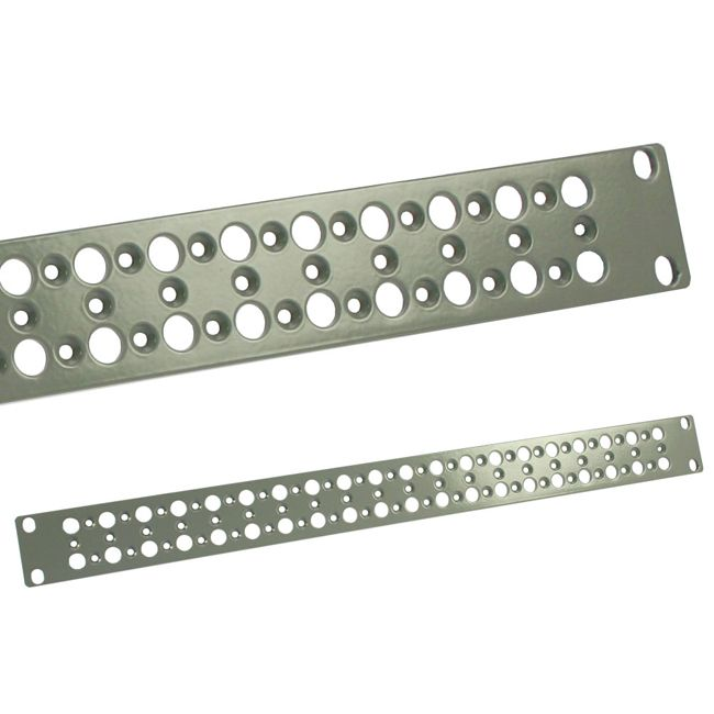 19-inch 1RU headend mounting panel for HS/HT series