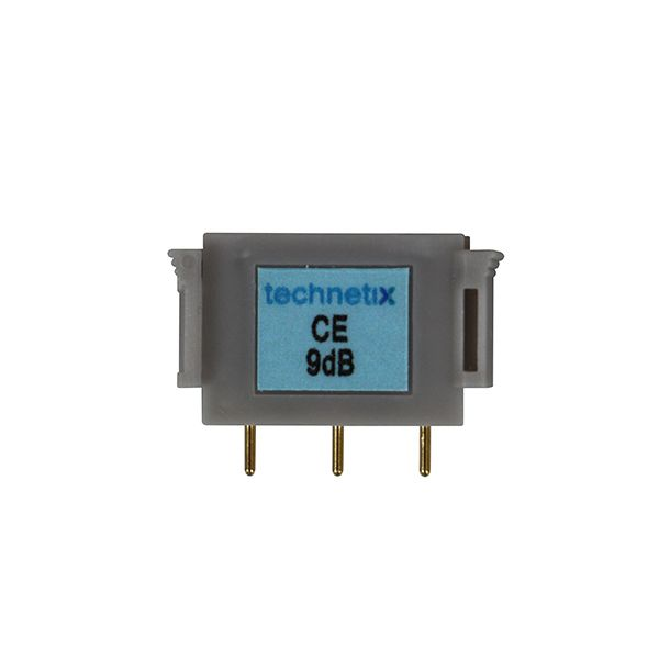 1 GHz 6 dB Motorola-style cable equaliser conditioning plug-in