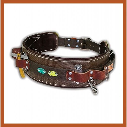 BELT; BODY D21 NYLON/ LEATHER