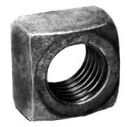NUT; SQUARE 5/8 INCH HARDWARE