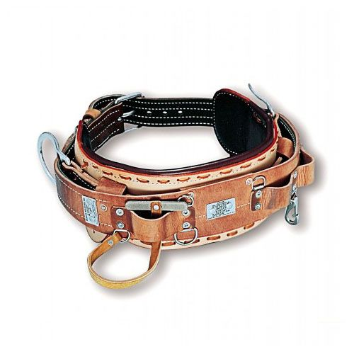 BELT; BODY D18 NYLON/ LEATHER