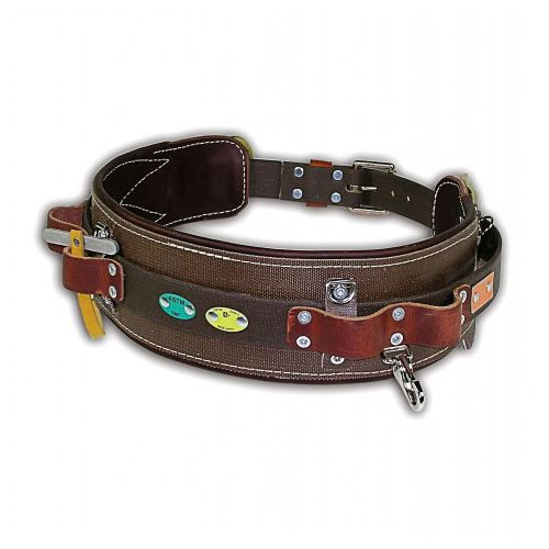 BELT; BODY D26 NYLON/ LEATHER
