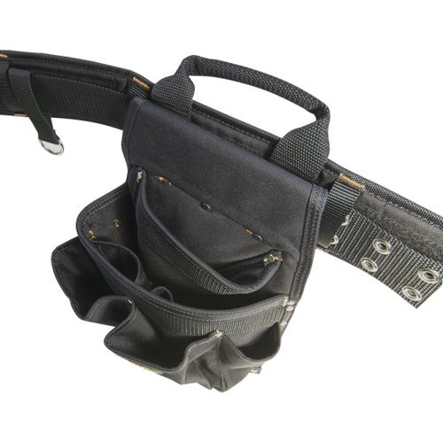 BELT; 20 POCKET 3 PIECE COMBO ELECTRICAL TOOL BELT