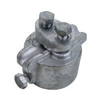 CLAMP; PIPE END FITTING 2 INCH