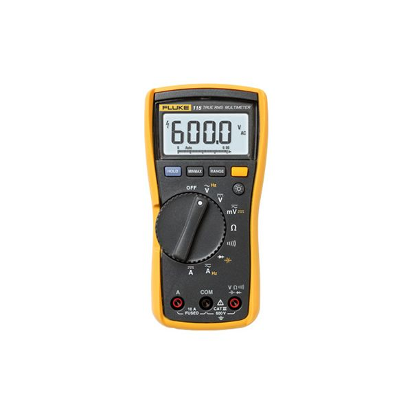 METER; DIGITAL MULTIMETER FLUKE 115 SERIES
