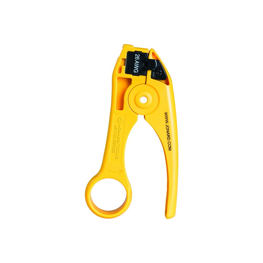TOOL; STRIPPING COAXIAL CABLE PREP TOOL FOR 26AWG MINI COAX /W UST-220 BLADE