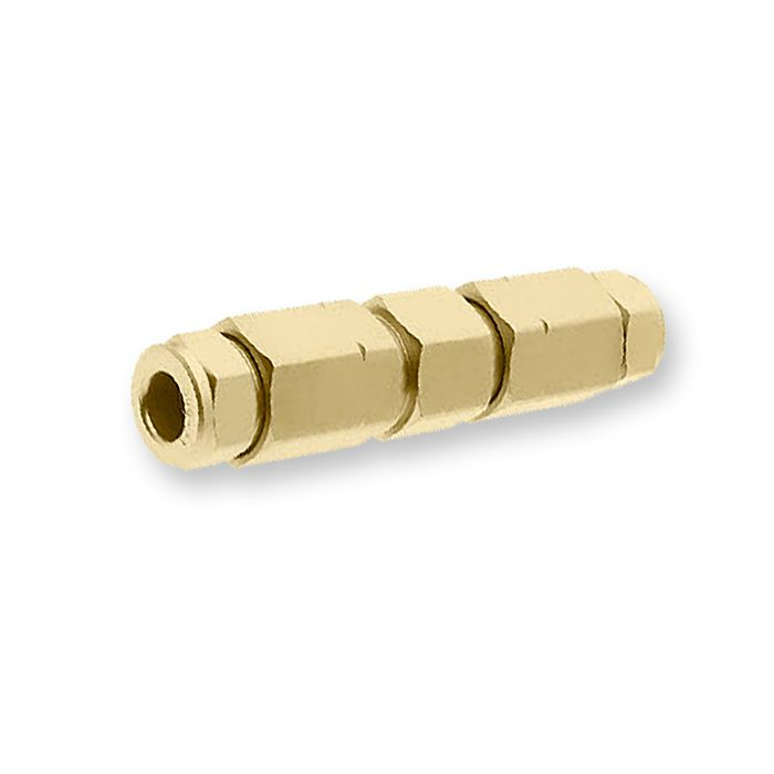 CONNECTOR; SPLICE .500 INCH MC2 .122 INCH CNTR CONDUCTOR